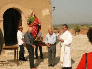 De beschermheilige van Loretello: San Giovanni